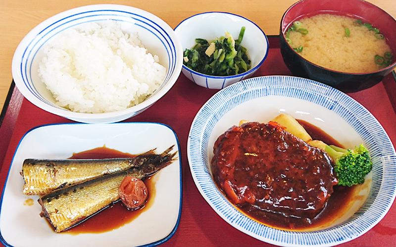 岡山西大寺食堂