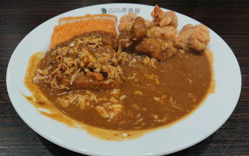 ココ壱番屋 岡山西大寺店