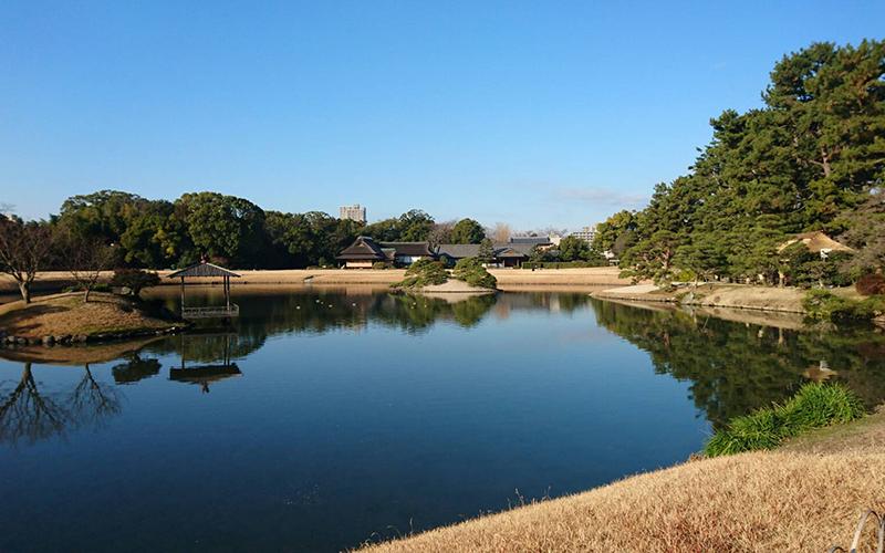 岡山城・岡山後楽園
